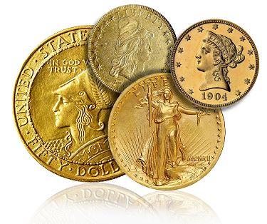Rare Numismatic Coins