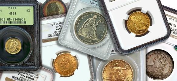 rare coins grading